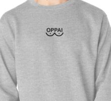 oppai - one punch man same printing Pullover