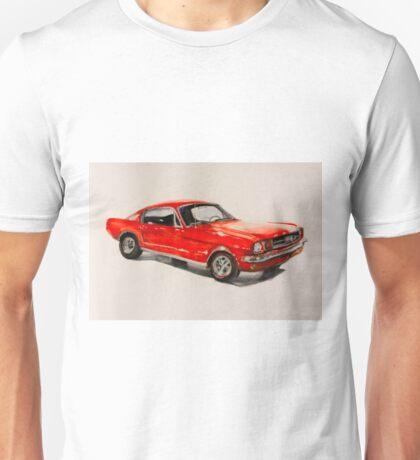 Mustang 66 Unisex T-Shirt