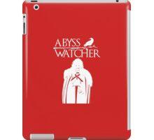 Abyss Watcher white iPad Case/Skin