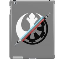 Star Wars - Rebel Alliance/Galactic Empire  iPad Case/Skin