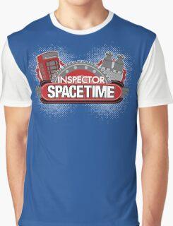 Inspector Spacetime Blorgon Edition Graphic T-Shirt