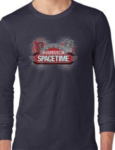 Inspector Spacetime Blorgon Edition Long Sleeve T-Shirt