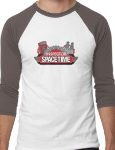 Inspector Spacetime Blorgon Edition Men's Baseball ¾ T-Shirt