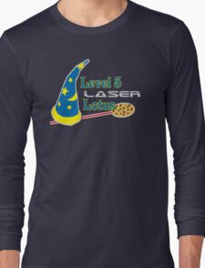 Level 5 Laser Lotus Long Sleeve T-Shirt
