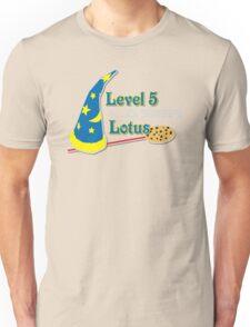 Level 5 Laser Lotus Unisex T-Shirt