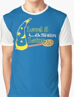 Level 5 Laser Lotus Graphic T-Shirt
