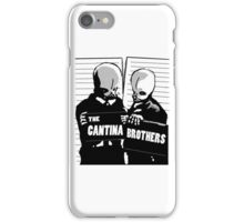 cantina band iPhone Case/Skin