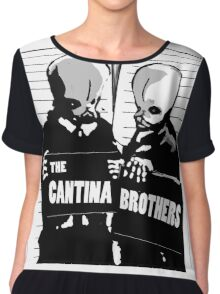 cantina band Chiffon Top