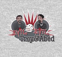 Evil Troy & Evil Abed One Piece - Long Sleeve