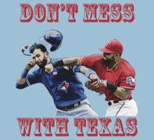don't mess Kids Tee