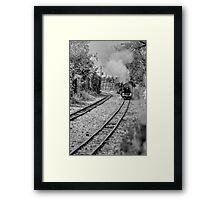 Romney, Hythe & Dymchurch Railway Framed Print