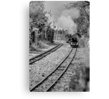 Romney, Hythe & Dymchurch Railway Canvas Print