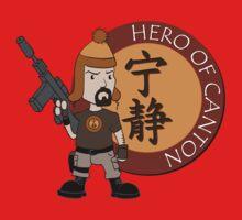 Hero of Canton Kids Tee