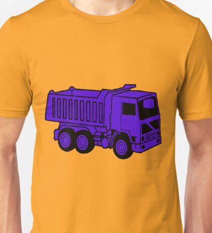 DUMP TRUCK Unisex T-Shirt