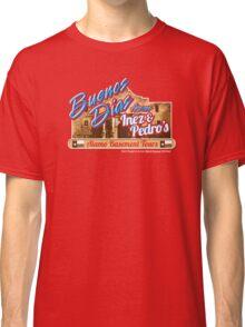 Inez & Pedro's Alamo Basement Tours Classic T-Shirt