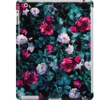 RPE FLORAL ABSTRACT III iPad Case/Skin