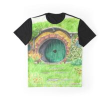 A Hole in the Ground Graphic T-Shirt