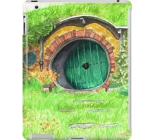 A Hole in the Ground iPad Case/Skin