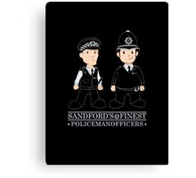 Sandford's Finest Canvas Print