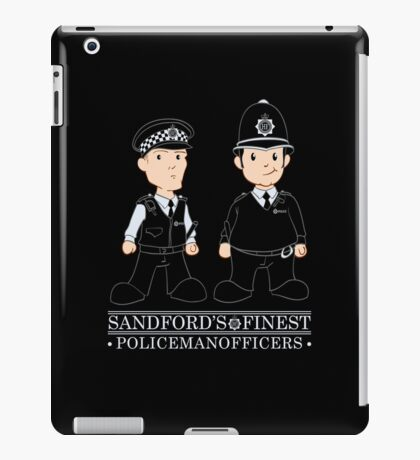 Sandford's Finest iPad Case/Skin
