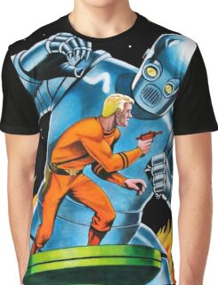 GIANT ROBOT  Graphic T-Shirt