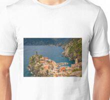 Vernazza Cinque Terre Italy Unisex T-Shirt