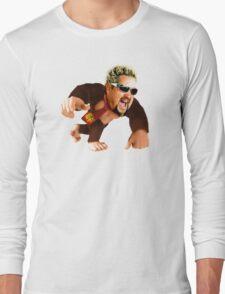 Donkey Guy Long Sleeve T-Shirt