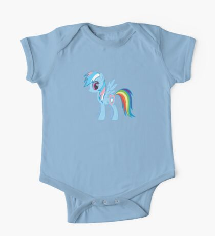 Transgender Pony One Piece - Short Sleeve