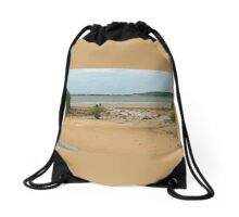 Bowen Scene Drawstring Bag
