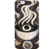 The Holy Trinity of Caffeine iPhone Case/Skin
