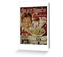 Fallout - Sugar Bombs Greeting Card