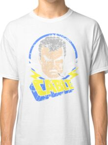 Cable • X-Men Animated Cartoon Classic T-Shirt