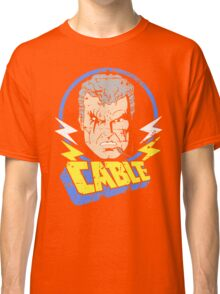 Cable •X-Men Animated Cartoon Classic T-Shirt