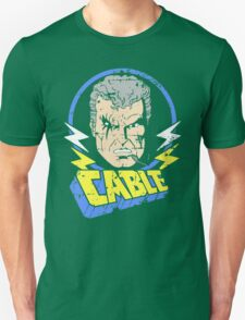 Cable • X-Men Animated Cartoon Unisex T-Shirt