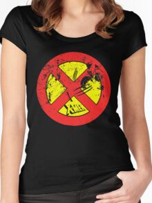 X-Men •2 Of The Best Women's Fitted Scoop T-Shirt
