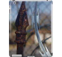 Rusted Spike iPad Case/Skin