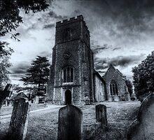 St Mary's Church by Nigel Bangert