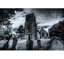 St Mary's Church Photographic Print