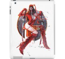 Elektra iPad Case/Skin