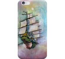 Mike's Tall Ship iPhone Case/Skin