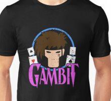 Gambit •X-Men Animated Cartoon Unisex T-Shirt