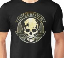 °METAL GEAR SOLID° Outer Heaven Rust Style Unisex T-Shirt