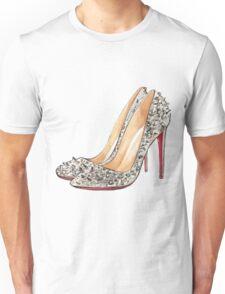 high heels Unisex T-Shirt