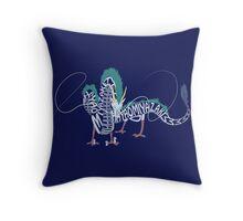 Spirited Away - Haku Throw Pillow