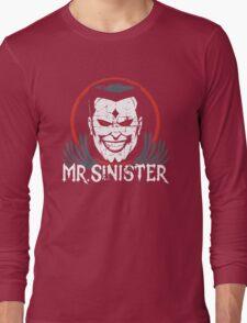 Mr. Sinister •X-Men Animated Cartoon Long Sleeve T-Shirt