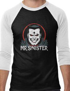 Mr. Sinister •X-Men Animated Cartoon Men's Baseball ¾ T-Shirt