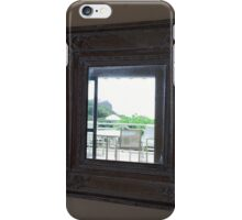 Looking outside  iPhone Case/Skin