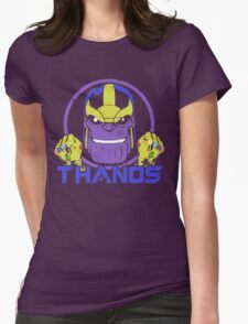 Thanos • Avengers Infinity Wars  Womens Fitted T-Shirt