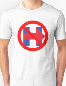 I'm Not Ready For Hillary Unisex T-Shirt