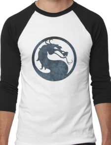 °GEEK° Mortal Kombat Men's Baseball ¾ T-Shirt